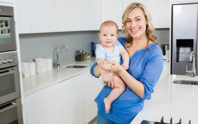 Milyen tisztítószert válasszunk  baba mellett?