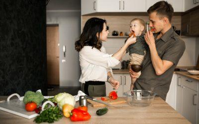 Hogyan illesszünk be zöldségeket gyermekünk étrendjébe?