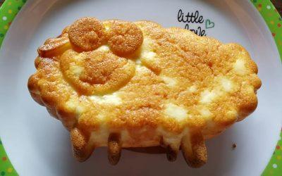 Feta sajtos muffin