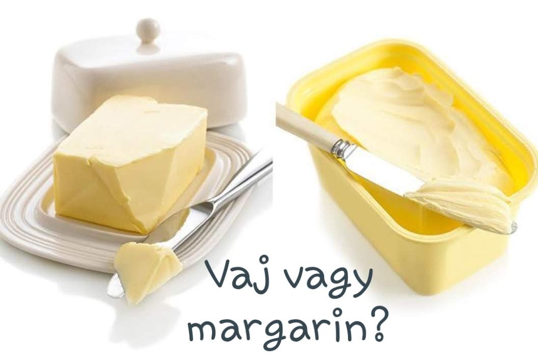 Vaj vagy Margarin - Manó Menü