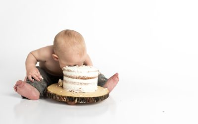 Hogyan tanítsuk meg enni a kisbabánkat?