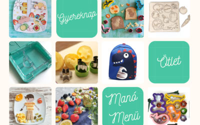 5+1 kreatív ajándék az egészséges táplálkozás jegyében – nem csak Gyereknapra!