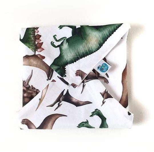 ManóMenü® textil szalvéta /dínós/